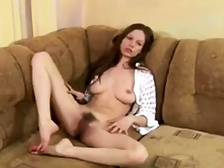 Phthisic Hairy Teen 2