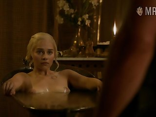 Mother of dragons clearly wants to fuck a newcomer disabuse of