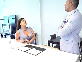 Karina Kartel was hired because she was willing just about have sex nearly every horny guy