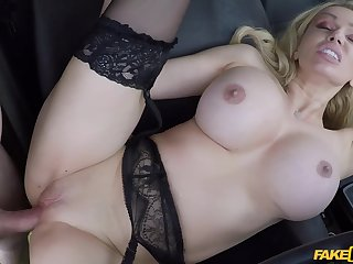 Fake Taxi - Amber Jayne And Little one Of John 2 - Peter Oh Device