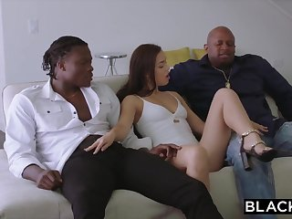 BLACKED 2 Teenagers Get Creampied By Zooid Ebon Prick