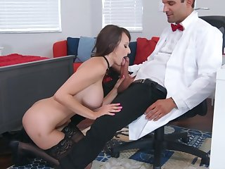 Sexual experience at work be advisable for busty Lexi Luna