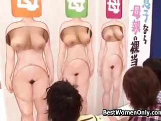 Japanese Irrational Tv Porn Show Try on Not Naked Stepmom