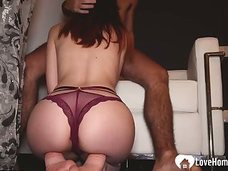 This kinky little slutty wants my beamy cock deep inside her pussy
